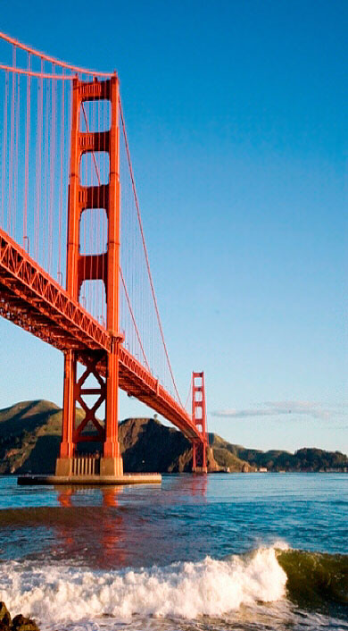 Golden Gate Bridge Image for Insurance Attorneys in California - Insurance Coverage Specialty Law Firm